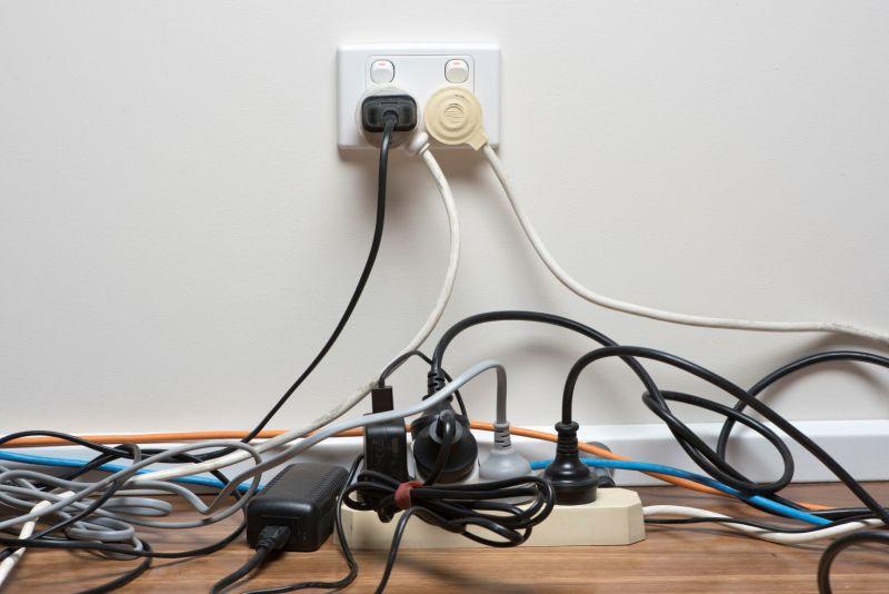 房市/電器使用訣竅 降低電線走火