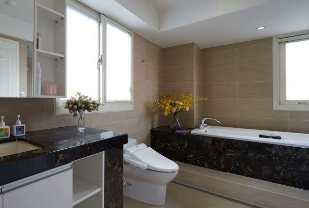 掌握5招設計重點 打造飯店風衛浴空間