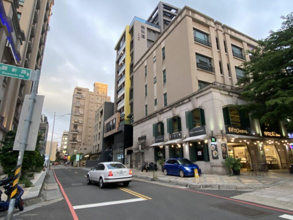 新竹市全台最富里 下午茶餐廳興盛